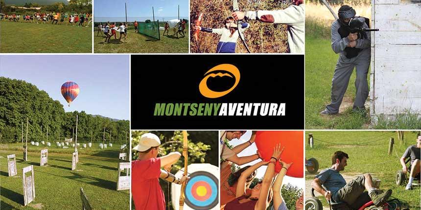 Activitats a Montseny aventura